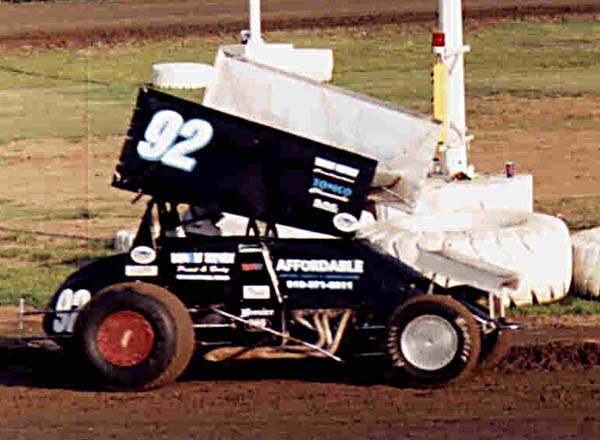 Michael Lambert Sprint Car
